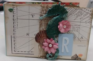 Vintage Coastal Mini Album