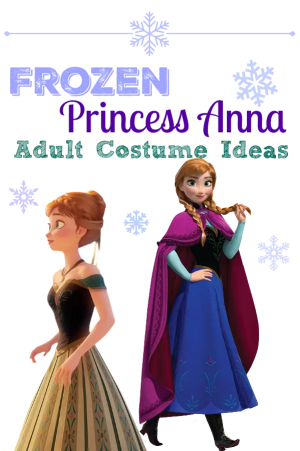 Frozen Anna Costumes For Women