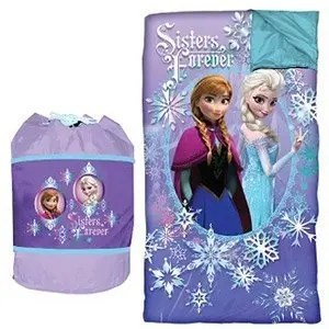 Disney Frozen Sleeping Bags for Kids  sc 1 st  EverythingsFrozen.com & Disney Frozen Bed Tent -