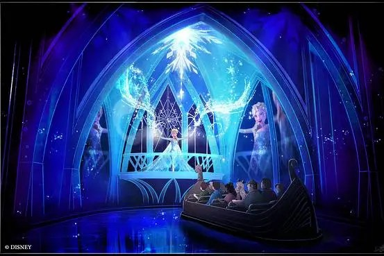 Frozen Ever After Ride Coming to Disney's Epcot Theme Park in 2016