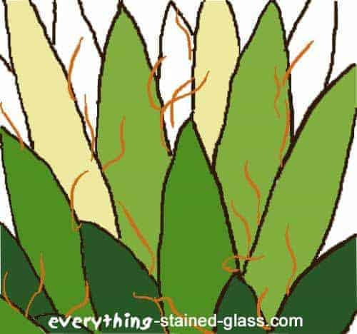 Free Stained Glass Design Tips How To Create A Pattern From A Photo