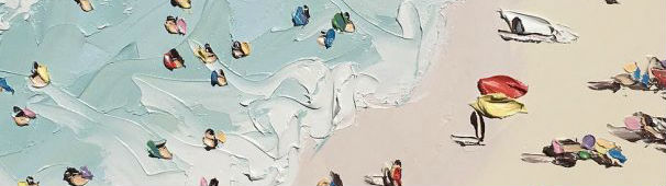 Beach Studies by Sally West