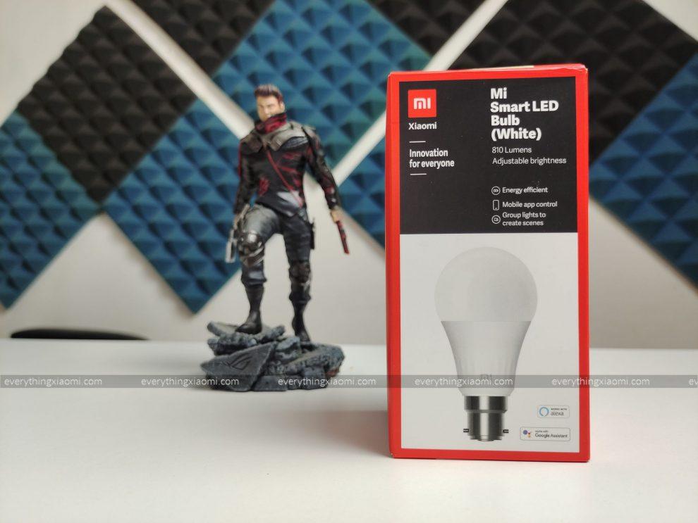 Xiaomi Mi Smart LED Bulb White 3 scaled