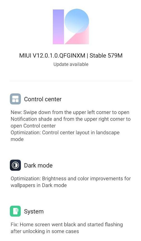Redmi Note 7 7S MIUI 12 Stable