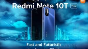 Redmi Note 10T 5G india launch 300x168 c