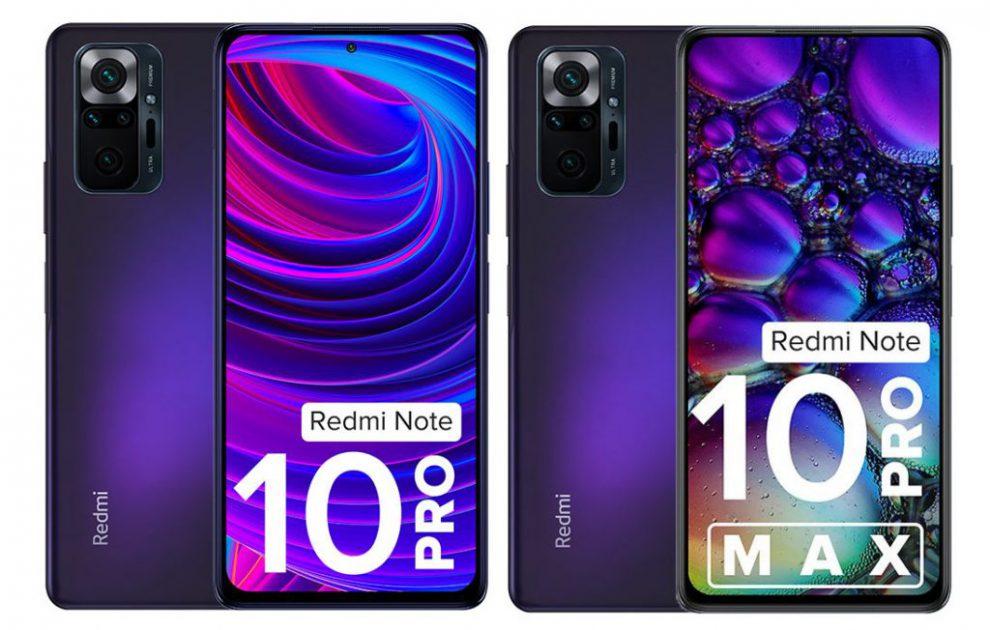 Redmi Note 10 Pro new