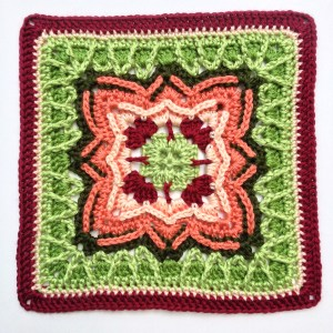 Inara crochet pattern