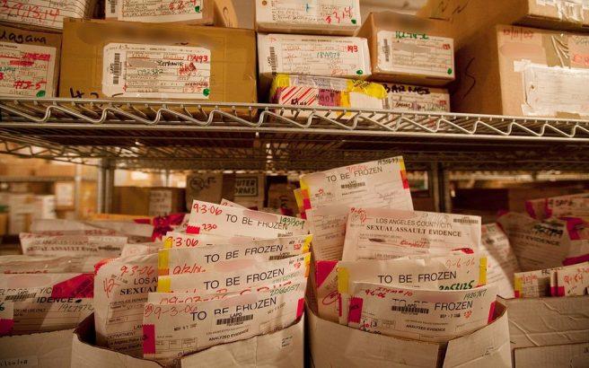 Rape Kits Backlog at LAPD
