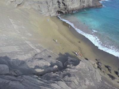 Green Sands Beach, Big Island