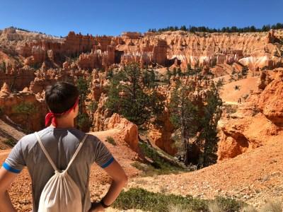 Bryce Canyon Lookout, Utah