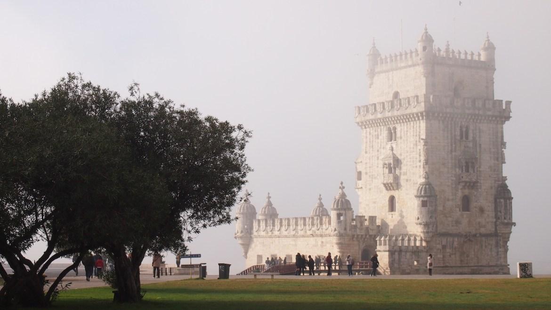 Derb Torre de Belem in Lissabon