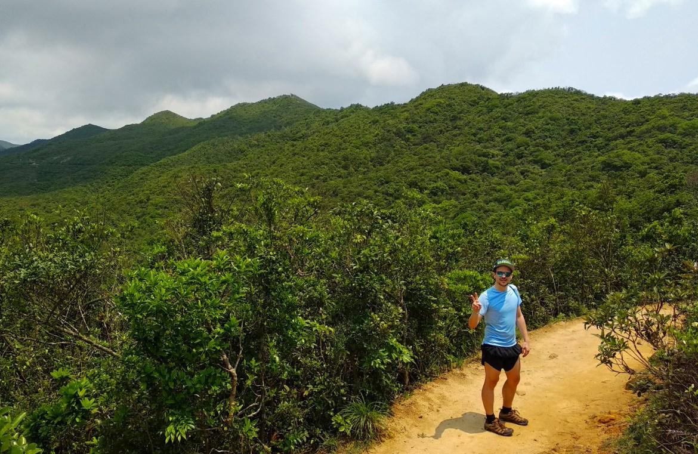 Nils Werschnik Dragon's Back Trail