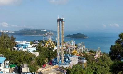 Ocean Park Free Fall