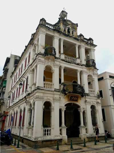 Chui Lok Chi Mansion, Macau