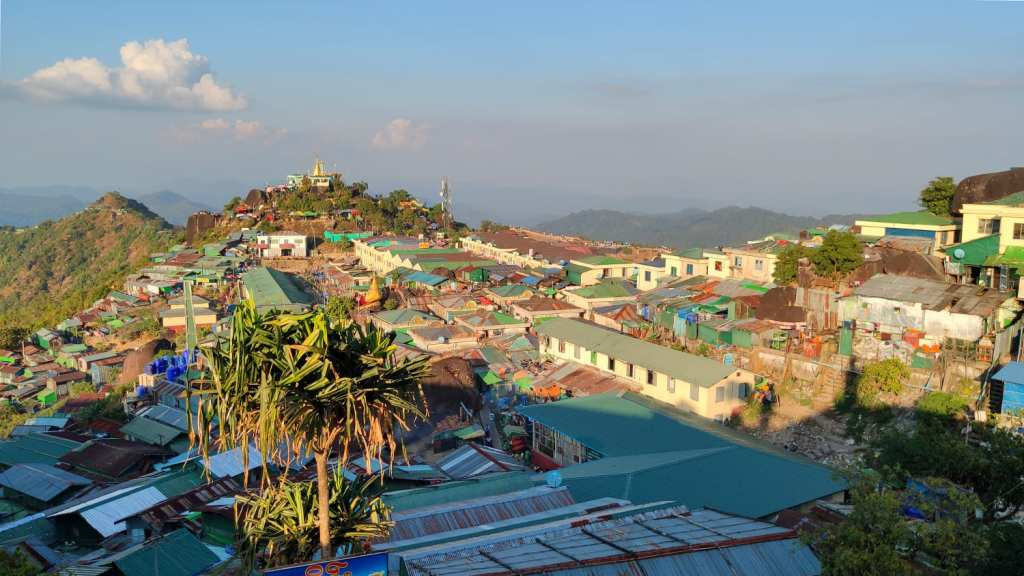 Village at Mount Kiyaiktiyo