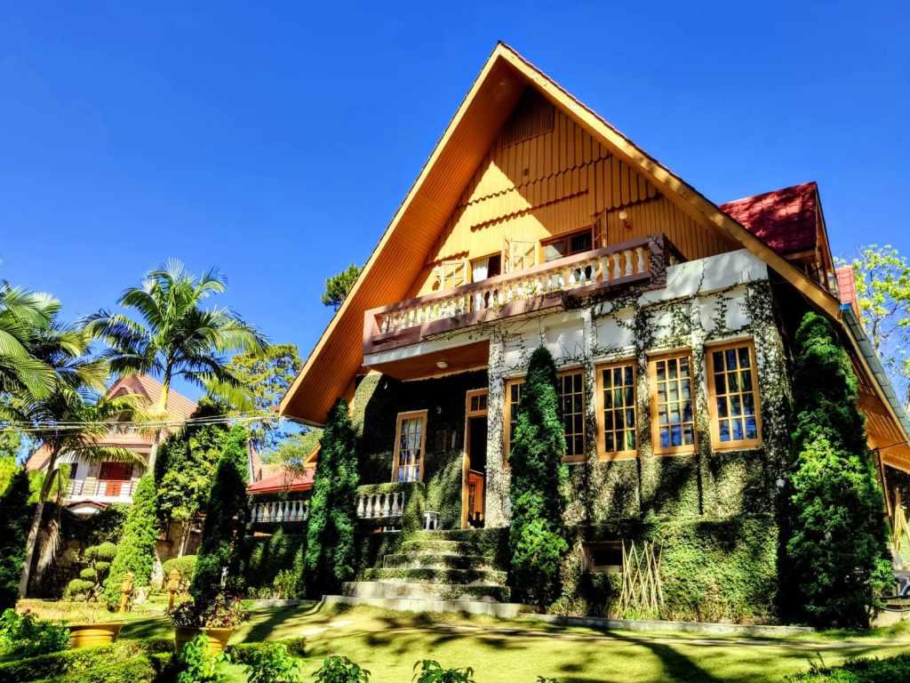 Hillock Villa in Kalaw