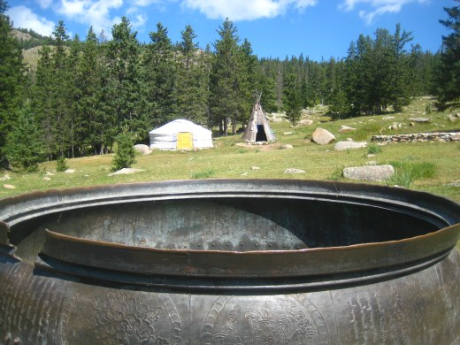 It was a pretty big cauldron.