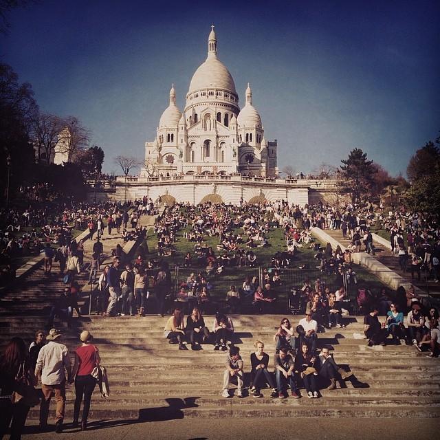 Paris collides