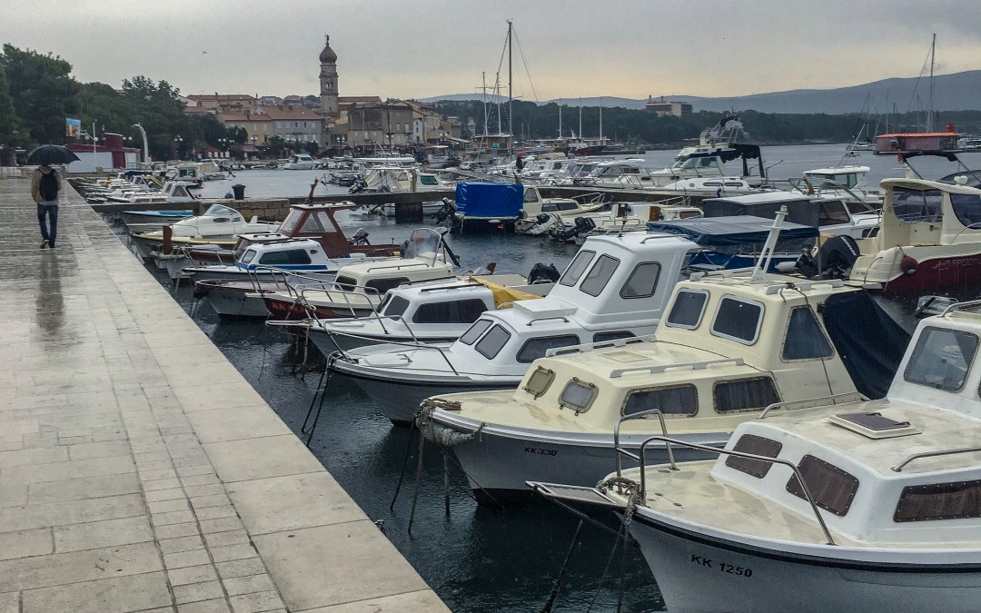Chapter 12 – Did I do the right thing? Doubts and island hopping in Croatia