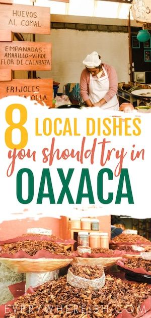 Oaxaca Market Tour: A Guide to Experiencing Oaxacan Food and History