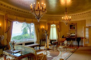 Music Room, Pittock Mansion