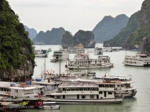 Ha Long Bay Vietnam-5