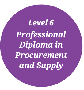 Professional Diploma in Procurement and Supply