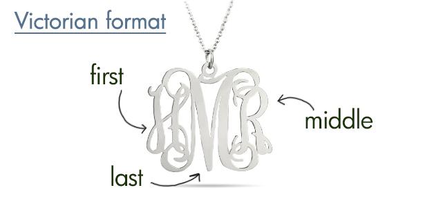 victorian-monogram