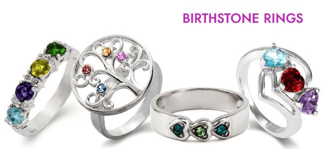 birthstone-rings