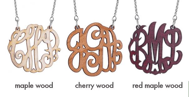 wood-monograms