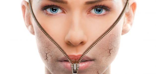 ماسكات لعلاج البشرة الجافة