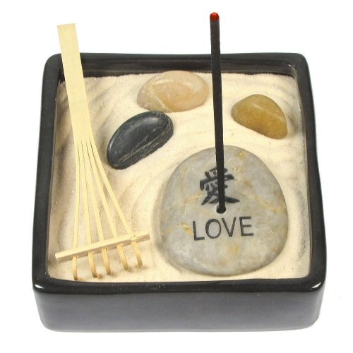 LOVE Jasmine Incense Zen Garden
