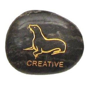 CREATIVE Animal Dream Stone