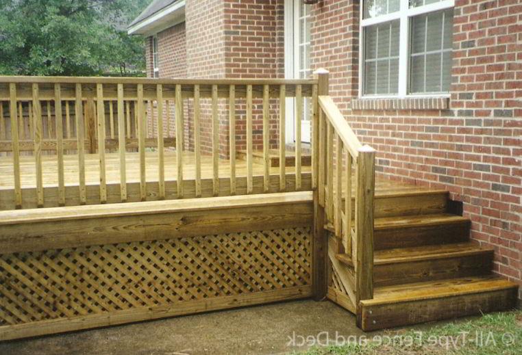 Classic Villagers Handrail