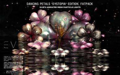 E.V.E {V} Dancing Petals Fatpack Dystopia Edition
