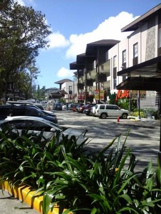 Ayala mall @Tagaytay