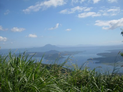Taal Volcano, vinnevefotos