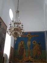Jesus on the cross, vinneve