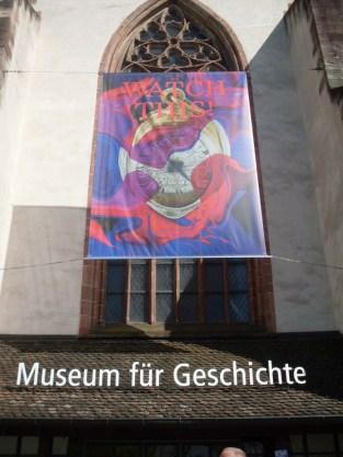Basel History Museum, vinneve