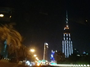 Burj Khalifa behind of another bldg. ,vinneve