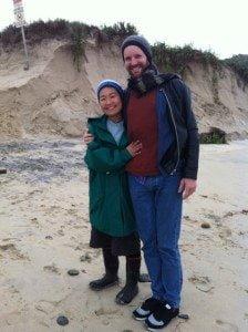 Pi Wei and Richard