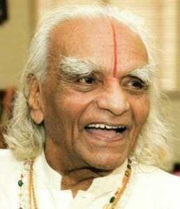 B.K.S.Iyengar 1918 - 2014