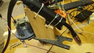 welding toolpost for evezor robotic arm