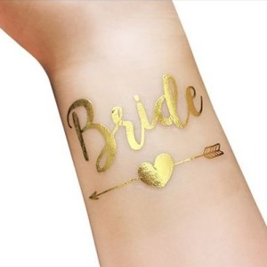 Tatouage Bride
