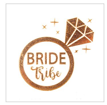Tattoo Bride Tribe EVJF