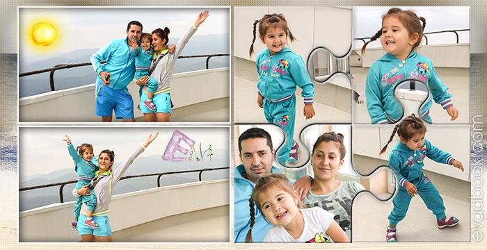 Детска фотокнига Ели_2