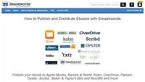 Publish your Epub on SMASHWORD