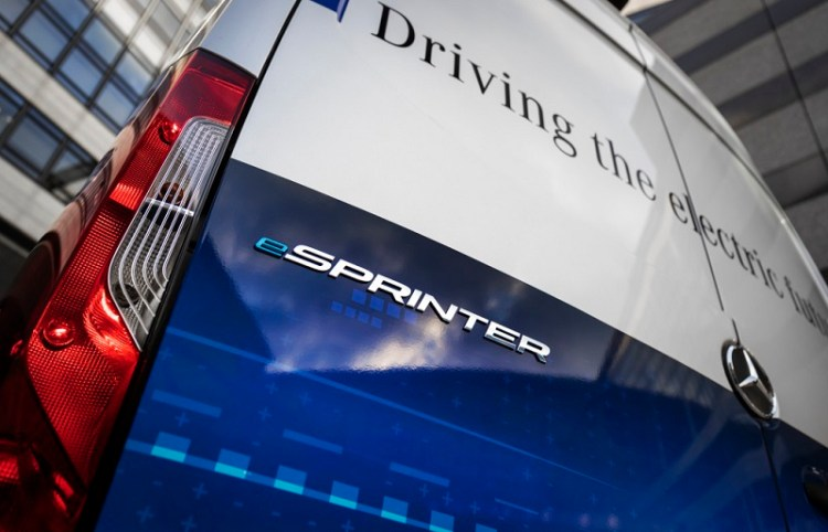 eSprinter Roadshow, 2019 eSprinter Roadshow, 2019