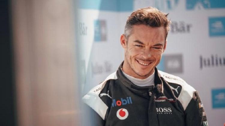 André Lotterer (Porsche works driver, #36)