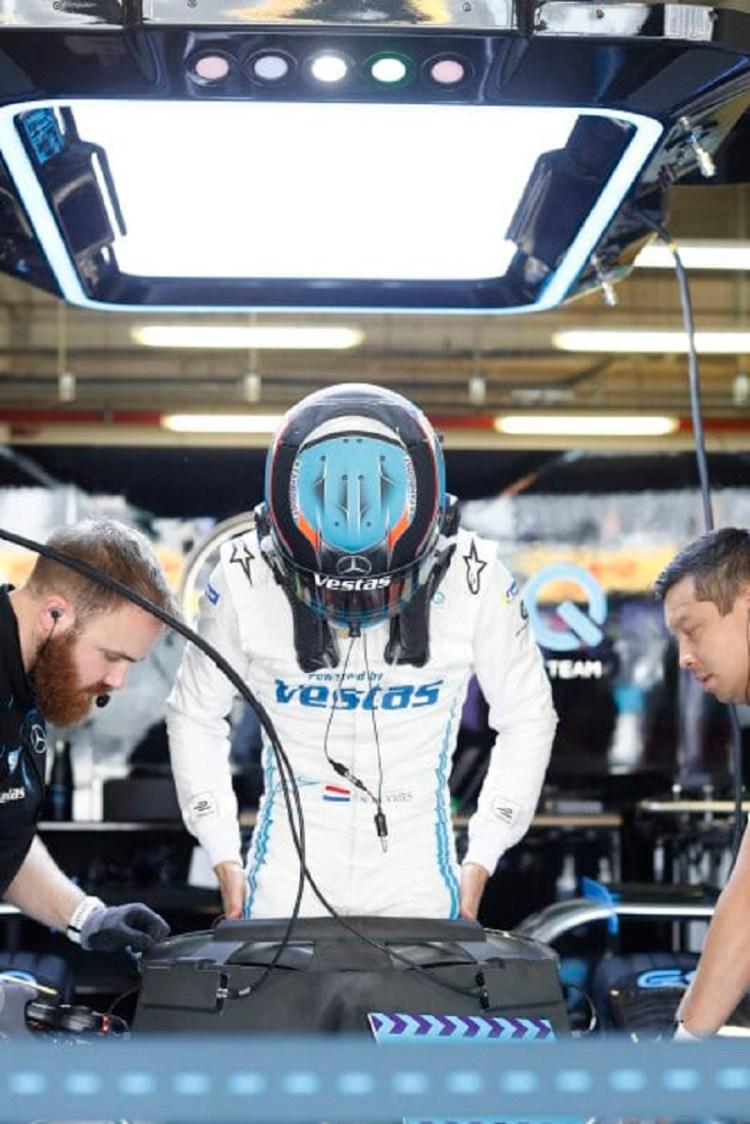 Formula E - Mercedes-Benz EQ Formula E Team, Mexico E-Prix 2020. Nyck de Vries-2